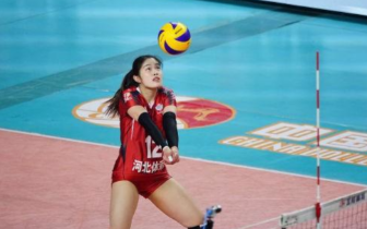 中国女排超级联赛第十轮第55场 河北女排0-3