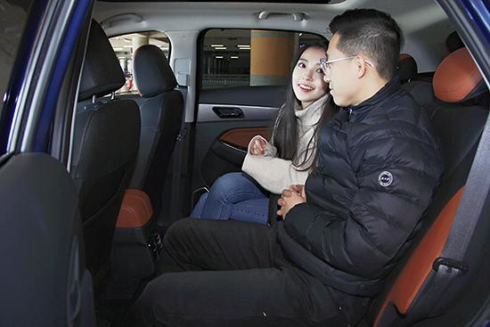 冬日里的温暖 年轻人无法拒绝的高品质座驾