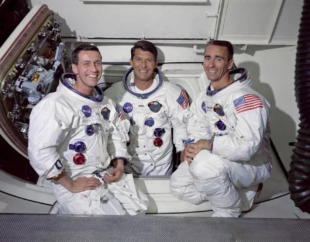 人类探月系列文章(六):阿波罗7号首次载人飞行