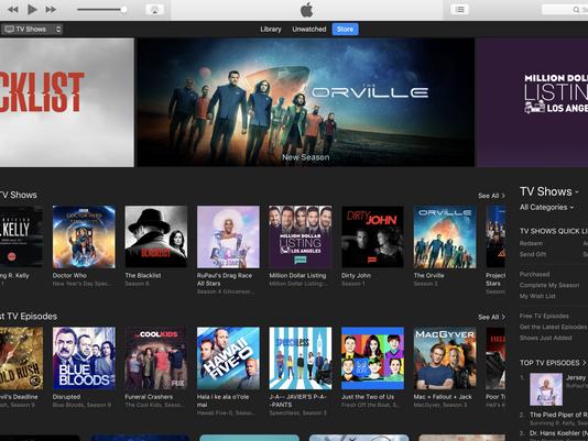 苹果三星合作:三星电视用户可收看iTunes内容