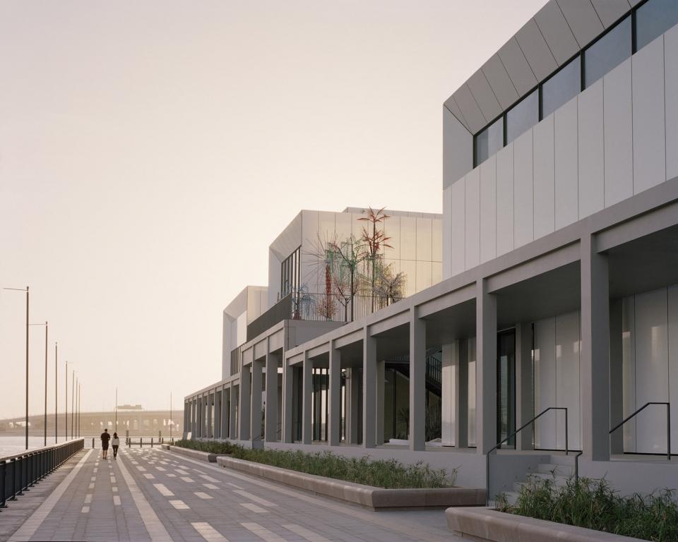 揭幕迪拜Jameel艺术中心