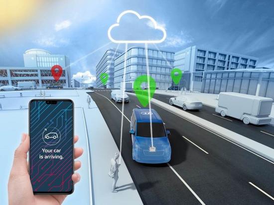 联合Transdev/e.GO 采埃孚发布共享移动解决方案
