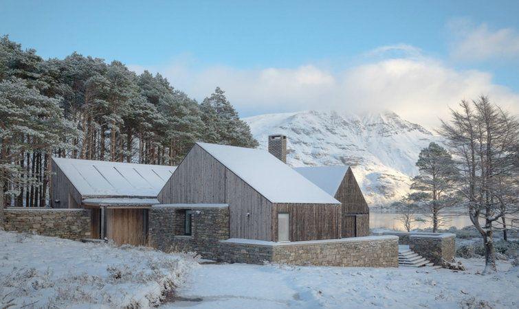 "RIBA英国年度最佳住宅——""洛克赛之家"""