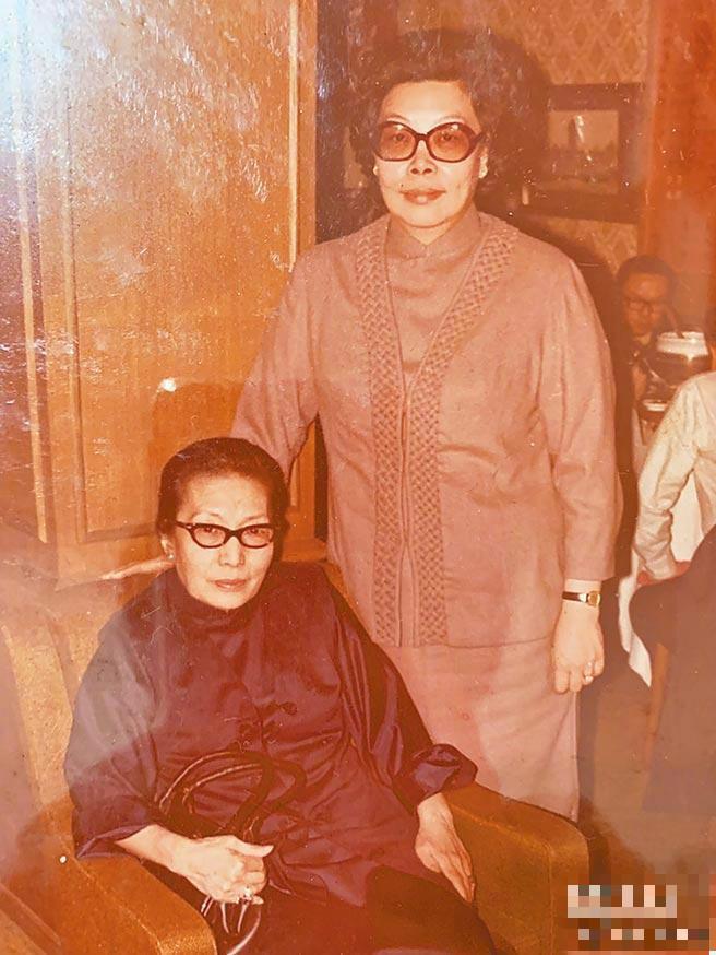 """上海原""""青帮""""大亨杜月笙女儿去世 享年88岁"""