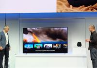 三星发布98吋8K电视 智能电视将支持iTunes电影