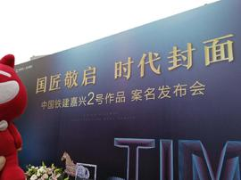 中国铁建嘉兴2号作品
