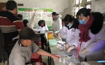 陡岗镇卫生院积极开展2019年基本公共卫生工作