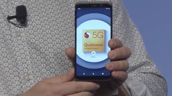 高通称2019年为5G之年 预计将有30款5G设备推出