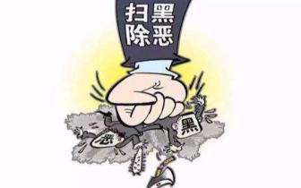 江西刑拘涉黑涉恶嫌犯15055人 查封扣押资产8.3亿