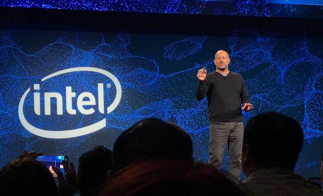英特尔第一款10纳米Ice Lake处理器和5G网络系统芯片亮相