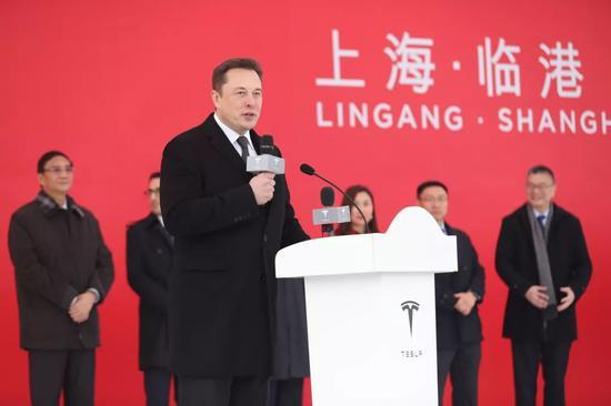 马斯克:中国已成为全球电动车应用领导者