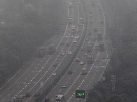 春节前深圳至少还有5天霾 冷空气:我来驱霾啦
