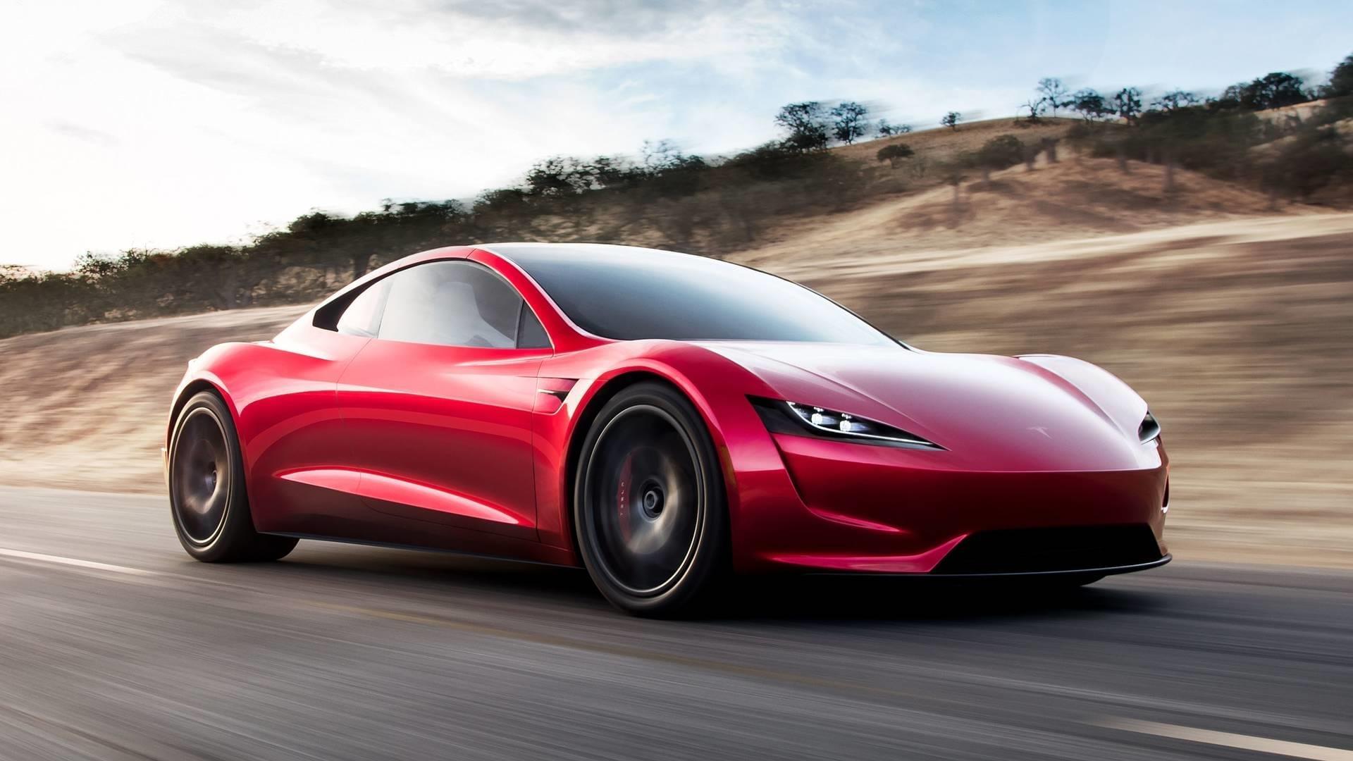 133万 特斯拉新款超跑Roadster在华接受预定