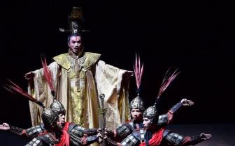 民族歌剧《楚庄王》 在京上演