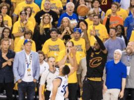 揭秘NBA史上最关键进球 数据证厄文G7一击超乔丹