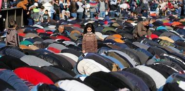 多国民众抗议美承认耶路撒冷为以首都