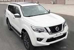 郑州日产新SUV定名途达