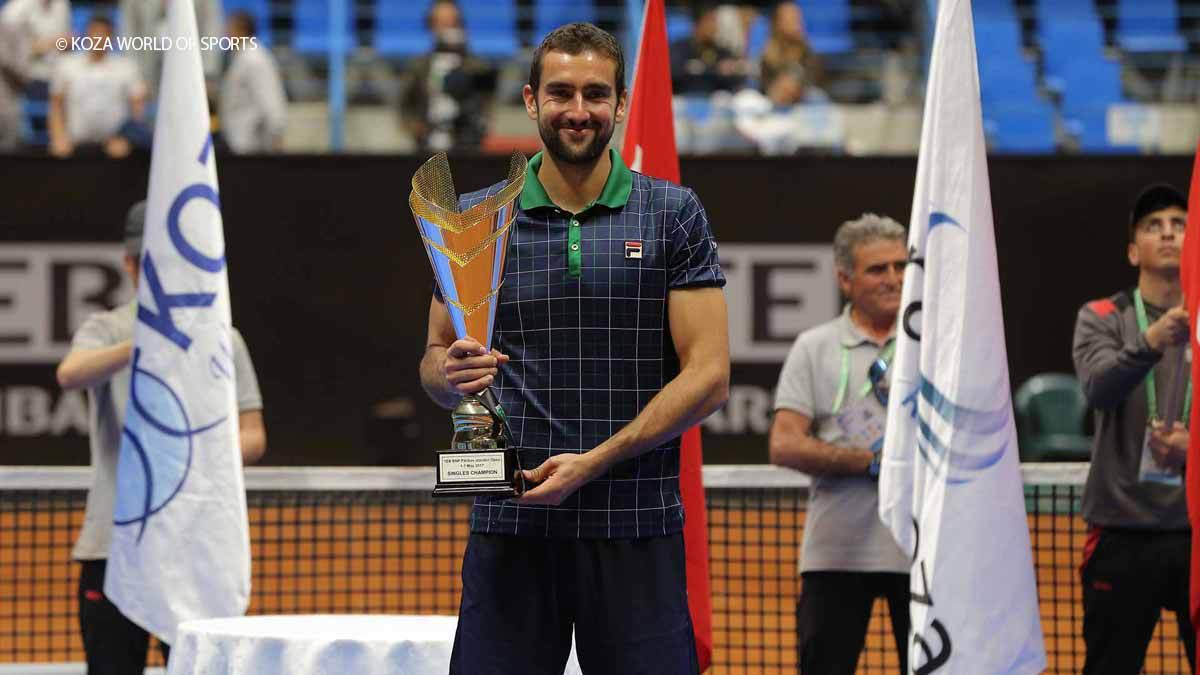 伊斯坦布尔赛西里奇胜拉奥 五年后再夺红土冠军