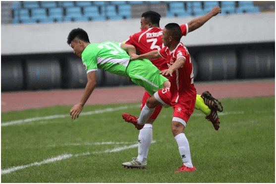 2017中国城市足球联赛申报截止