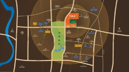 重庆住户存款总量可观 鲁能城成商铺投资新宠