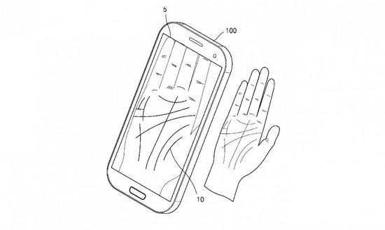 手机解锁新套路!指纹、虹膜、刷脸之后是刷手?