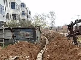 乐亭县乐安街道改造排水管网获居民点赞