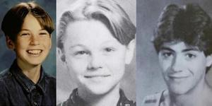 28个好莱坞男神嫩照 你能看出哪个是你的男神吗?