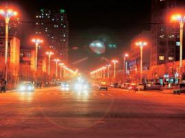 运城中心城区五条街路将进行夜景亮化