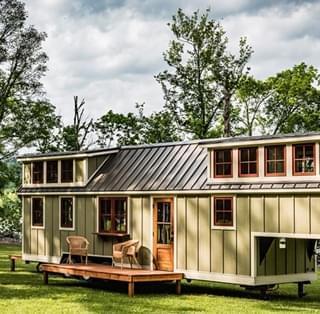 美国30平米小木屋卖60万元 贵吗?
