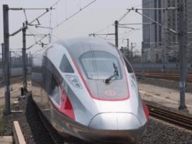 京沪高铁7对复兴号今起提速 时速高达350公里