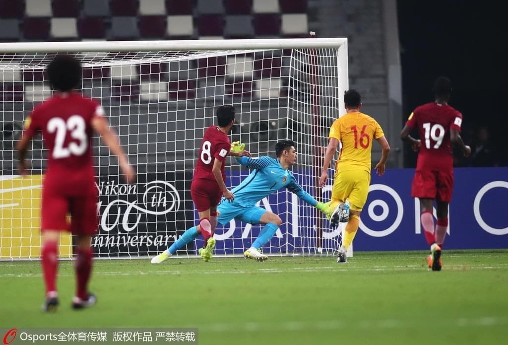 专访曾诚:国足一定会踢上世界杯 为国效力很光荣