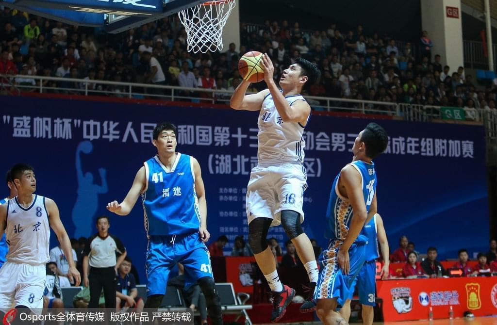 常林:山东输湖北不意外 我们将延续北京的辉煌