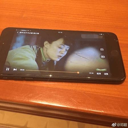 """孙俪给陈晓屁股擦药! 邓超""""吃醋""""手机屏都摔碎了"""