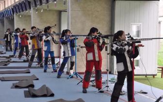 2018年省运会射击预赛(步手枪项目)圆满结束