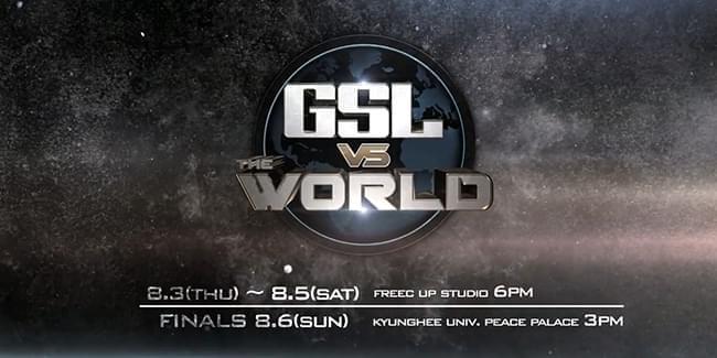 暴雪星际2世界全明星赛GSL VS. World宣传片放出