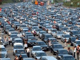车流量大增!广东春运返程遇堵?可选择这样绕行