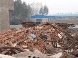 晋城城区一在建房屋坍塌 四人被困身亡