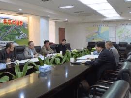 阳江市领导督办沈海高速公路开阳扩建工程