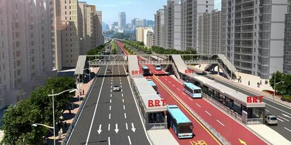 """""""壮族三月三""""假期 BRT将延长营运时间"""