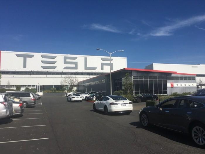 特斯拉汽车工厂因污染被罚款13.9万美金