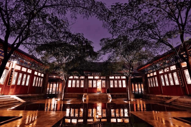 中国高逼格的10家豪华酒店 住过三家以上算你牛