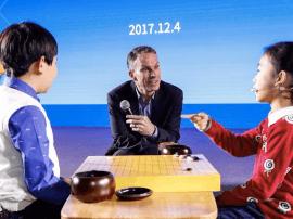 谷歌CEO皮查伊:AlphaGo要当老师了,教中国学生下围棋