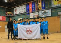 爱迪篮球队喜获国际青少年篮球锦标赛冠军