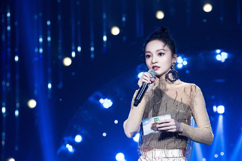 张韶涵《歌手》改编《追梦人》传递正能量