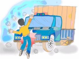 钦州一司机忘了做这件事 竟被自己的货车撞死