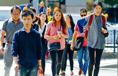 加拿大人口逾两成为少数族裔 5年增121万移民