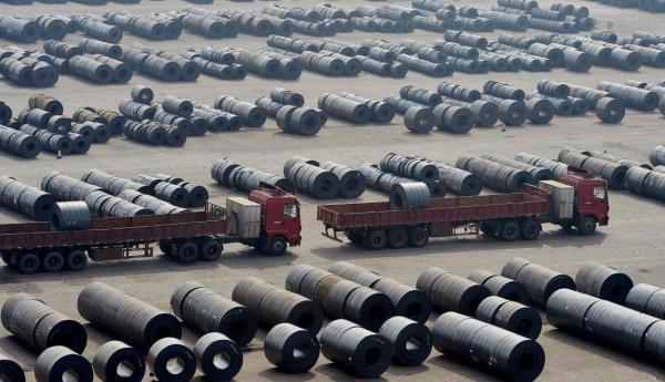 特朗普对钢铝征收重税 关键盟友也或遭冲击