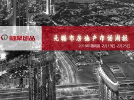 融聚周刊:2018年第8周无锡市房地产市场周报