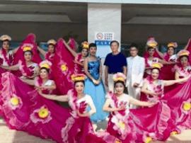 文昌社区望海艺术团:成立7年送出几百场公益演出
