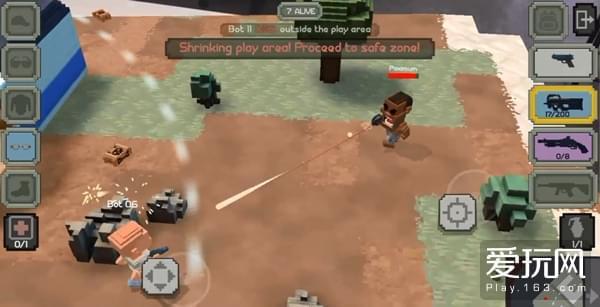 玩法增设AR版 《绝地求生》同类型新作手游公布
